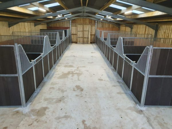 Internal stables - Fontainbleau Recycled Plastic