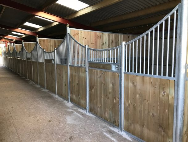 Internal Stables - Standard Range in stock