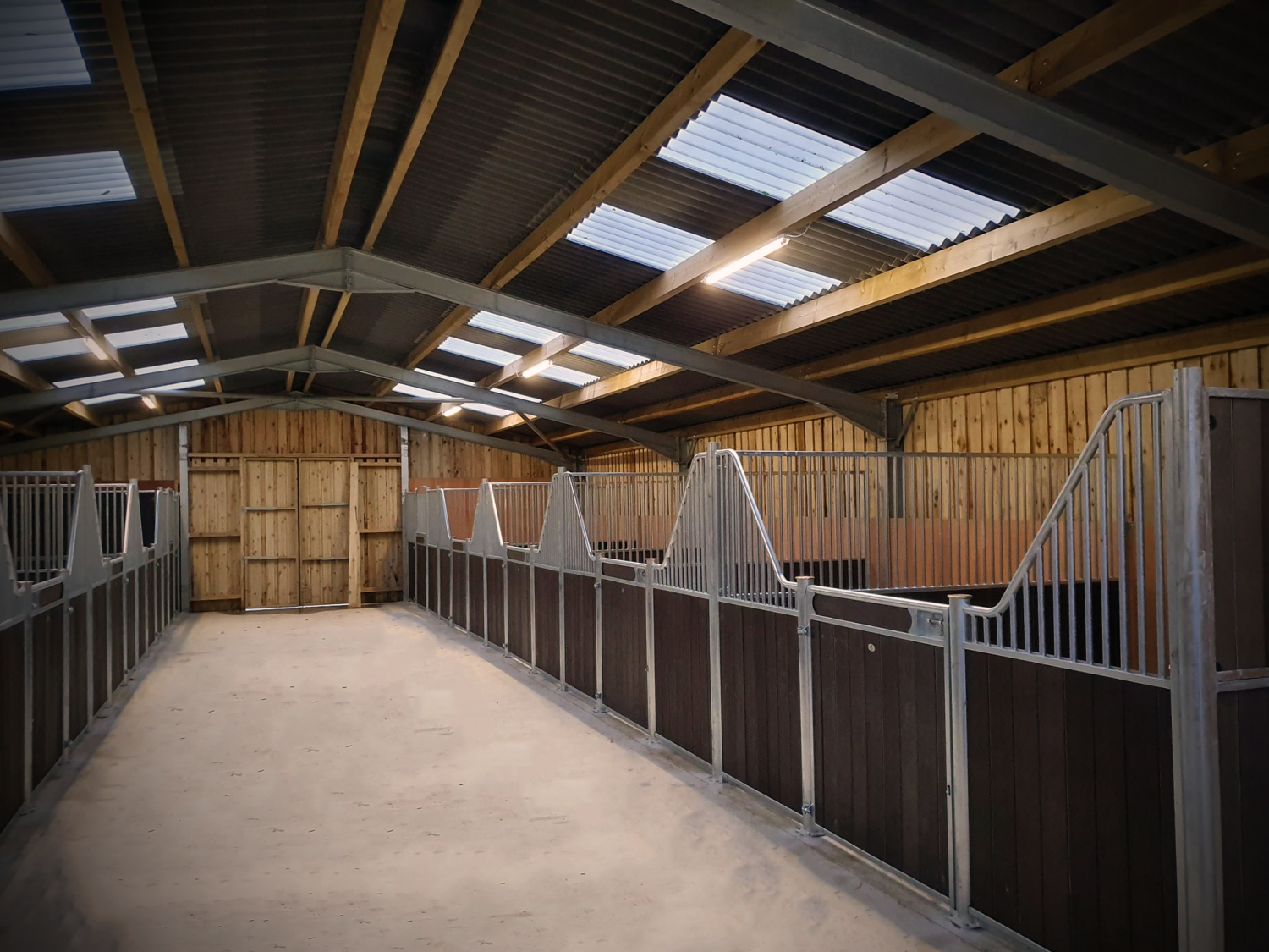 Internal Stables