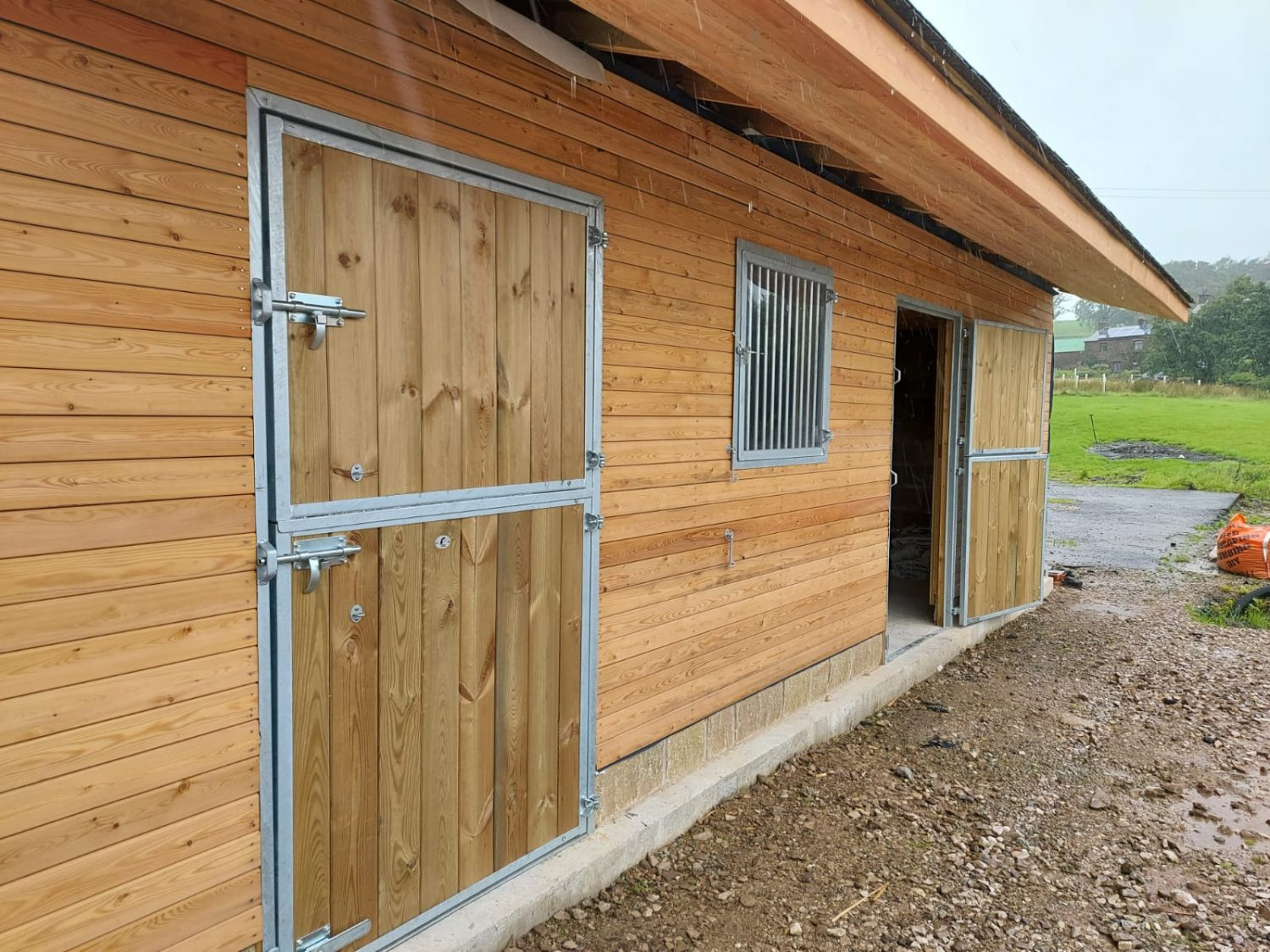 Horse Stable Doors & Windows