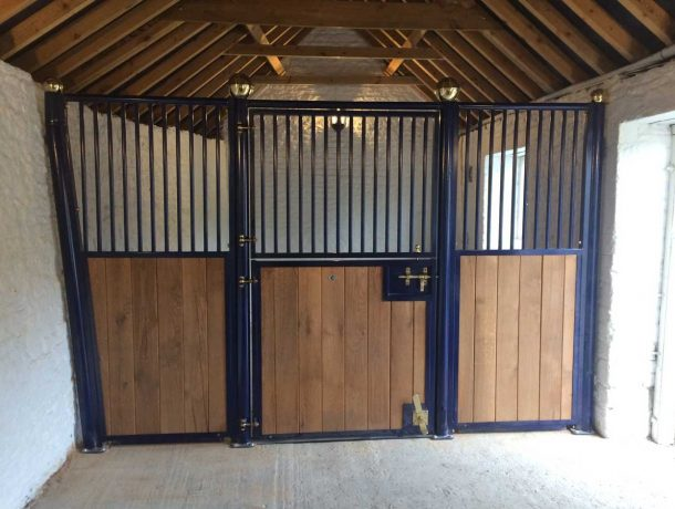 Internal Stables - Prestige range